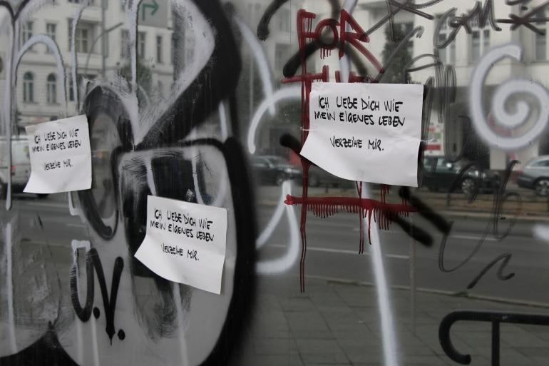 Berlin, 25.09.18: Kantstraße
